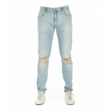 Jeans Pale azzurro