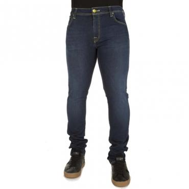 Jeans Leonardo in denim super stretch 20E71