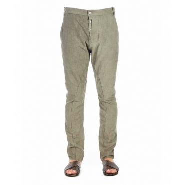 Pantaloni Vov grigio