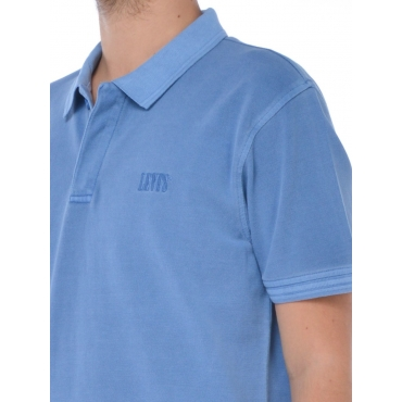 Levis T Shirt Manica Corta Uomo Blu