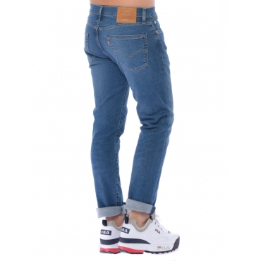 Levis Jeans Uomo Blu