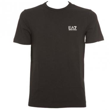 T-Shirt in cotone elasticizzato con logo 1200
