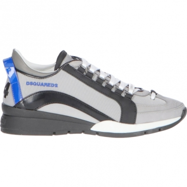 SNEAKERS 551 DSQUARED2 GREY/BLACK