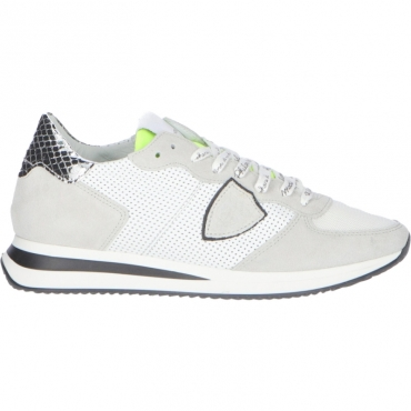SNEAKERS TRPX PHILIPPE MODEL WHITE