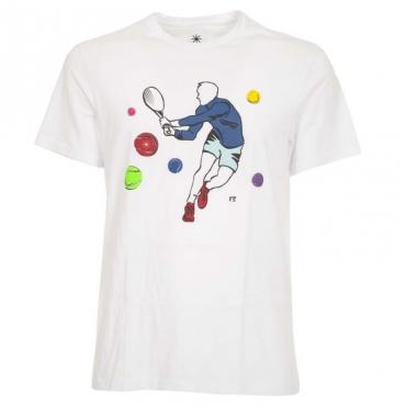 T-shirt tennis by Fabrizio Sclavi 02
