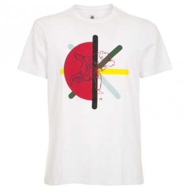 T-shirt in cotone by Fabrizio Sclavi 02