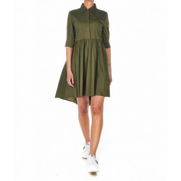 Vestito leggero verde