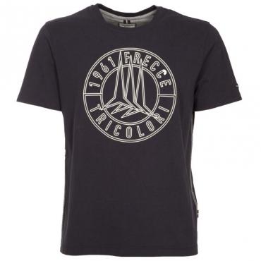T-Shirt con logo Frecce Tricolori 08184BLUNAVY