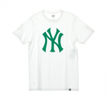 MAGLIETTA MLB CLUB TEE NEYYAN WHITE/GREEN