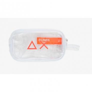 Borsa - X3015 beauty trasparente 21 - Trasparente