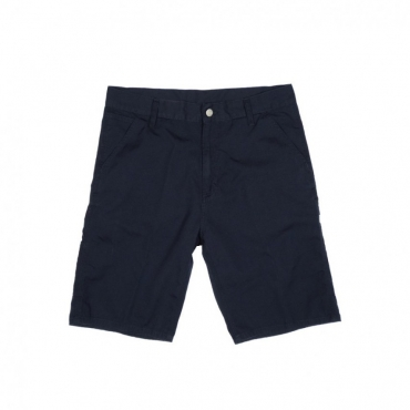 PANTALONE CORTO CARHARTT SHORT RUCK SINGLE KNEE DukeBlue unico