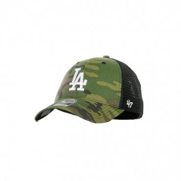 CAPPELLINO VISIERA CURVA MLB CAMO BRANSON MVP LOSDOD CAMO/BLACK