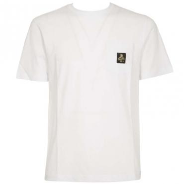 T-Shirt Pierce T-S con taschino A00010