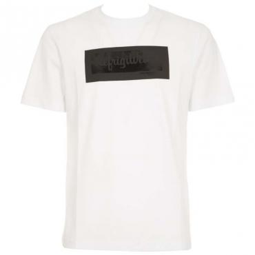 T-Shirt Ridge T-Sh bianca A00010