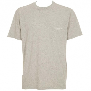 T-Shirt Pocket Tee in cotone 103LIGHTGREY