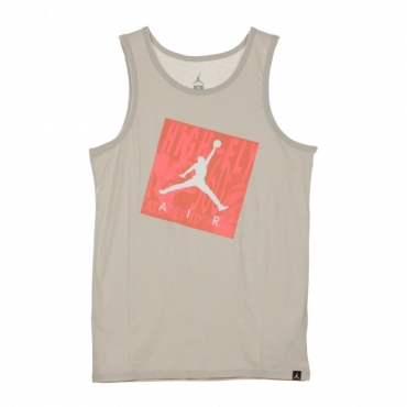 CANOTTA TANK HBR JUMPMAN AIR DESERT SAND/INFRARED 23/WHITE