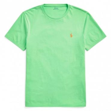 T-shirt tinta unita custom slim fit NEWLIME/C245