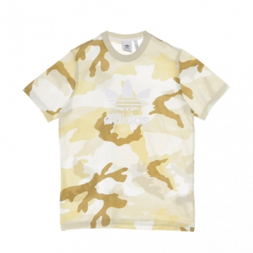 MAGLIETTA CAMO TEE MULTICOLOR/CLEAR BROWN