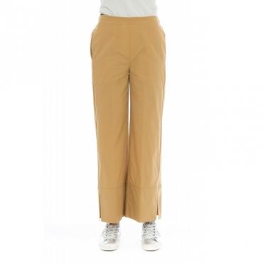 Pantalone donna - J4131 pantalone cotone 1641 - Crumiro