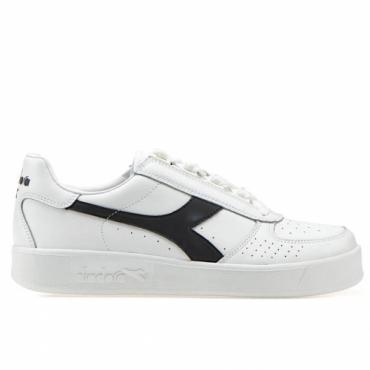 DIADORA BELITE WHITE/WHITE/BLACK - 170595 C1880