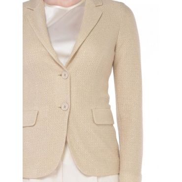 Seventy Giacca Donna Beige