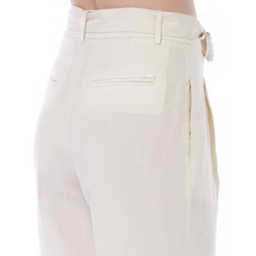 Seventy Pantalone Chino Donna Beige