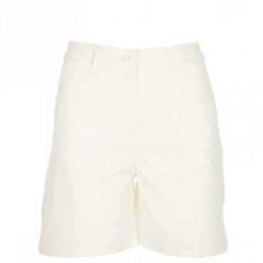 Shorts classico in cotone elasticizzato OFF-WHITE