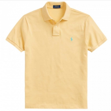 Polo slim fit Empire Yellow EMPIREYELLOW