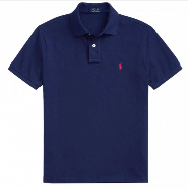 Polo slim fit Newport Navy NEWPORTNAVY/