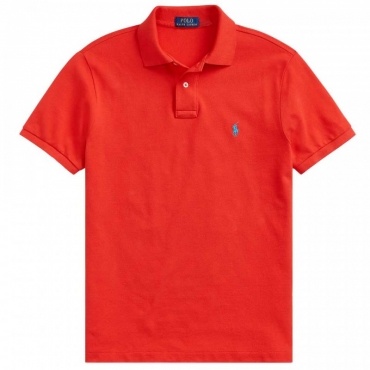 Polo rossa Slim Fit AFRICANRED/C