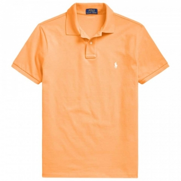 Polo slim fit Keywest Orange KEYWESTORANG