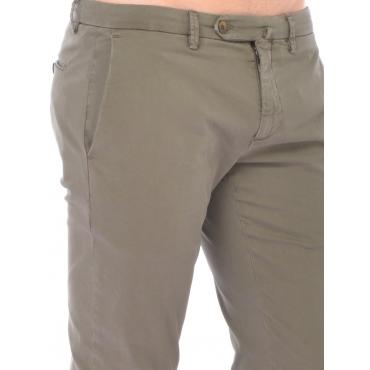Siviglia Pantalone 5 Tasche Uomo Beige