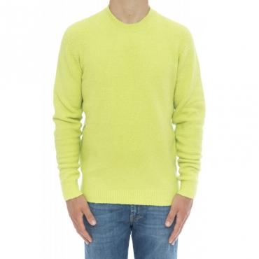 Maglieria - Rd45001 cotone super soft effetto bouchel 43 - Lime