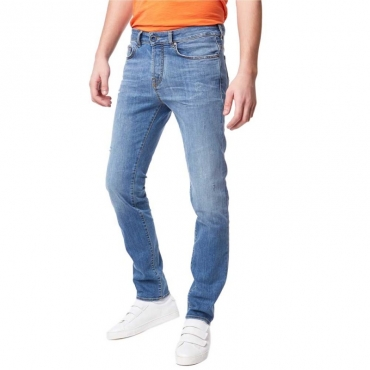 Jeans Anders chiaro slim fit WP92BASICBLU