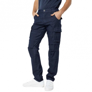 Pantalone cargo Bob Gym B Up 0194NAVYBLUE