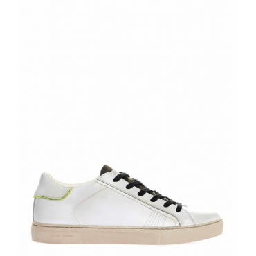 Sneaker Low Top Essential bianco