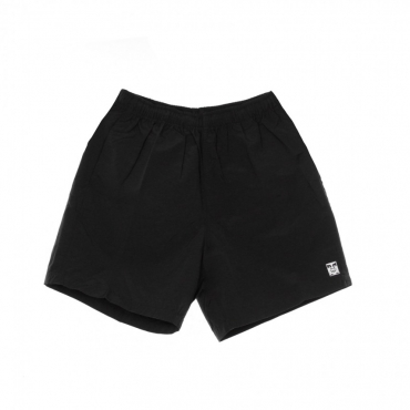 PANTALONCINO EASY RELAXED BLACK