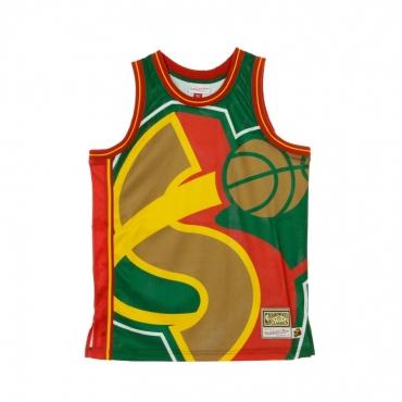 NBA BIG FACE JERSEY SEASUP ORIGINAL TEAM COLORS