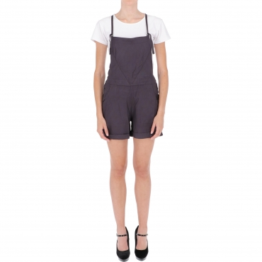 OVERALL ROSE SHORT W ELEMENT OFF BLACK