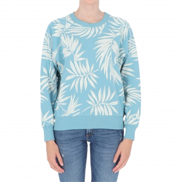 FELPA WILD PALM GIROC W BILLABONG SEA BLUE