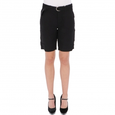 SHORTS AYLIN W TIMEZONE washed black