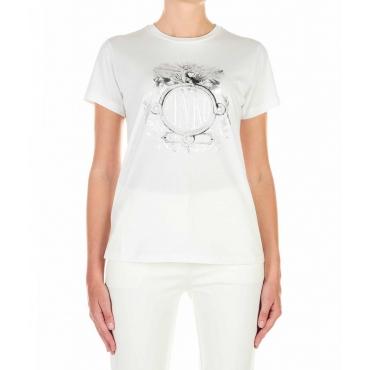 T-Shirt Demetrio bianco