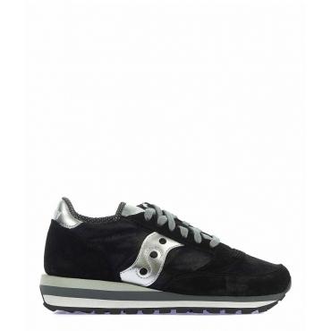 Sneaker Jazz Triple nero