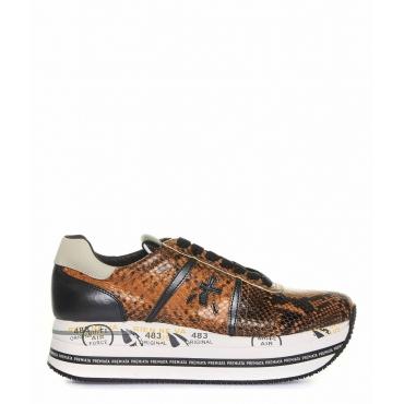 Sneaker Beth marrone
