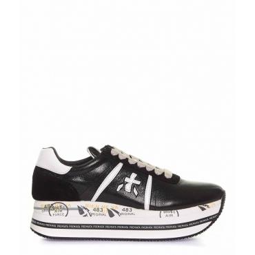 Sneaker Beth nero