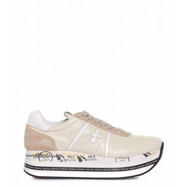Sneaker Beth crema
