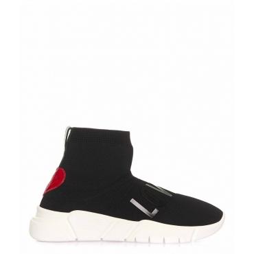 Sock sneaker nero
