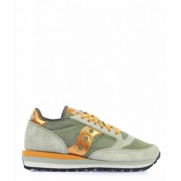 Sneaker Jazz Triple grigio chiaro