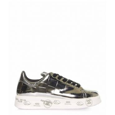 Sneaker Belle argento