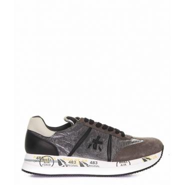 Sneaker Conny grigio